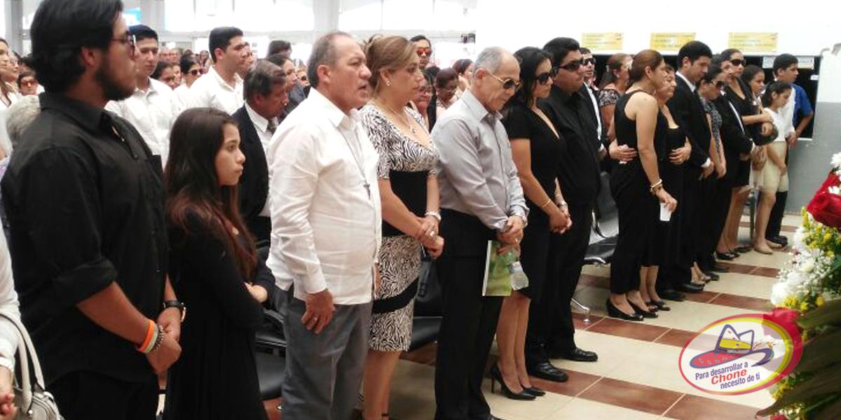 GAD Municipal rindió homenaje póstumo a ex alcalde
