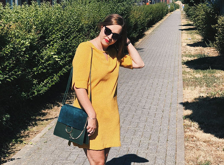 OOTD: Little Green Bag (i.s.m. Duifhuizen tassen en koffers)