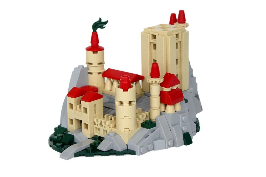 Summer Joust 2018: 48x48 Castle Prize