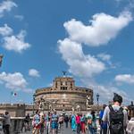 Una mirada al Castillo de San Angelo en Roma-Italia- - https://www.flickr.com/people/148207263@N05/