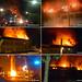Photos pendant l'incendie de l'école Jean Jaurès :copyright: Paris Normandie