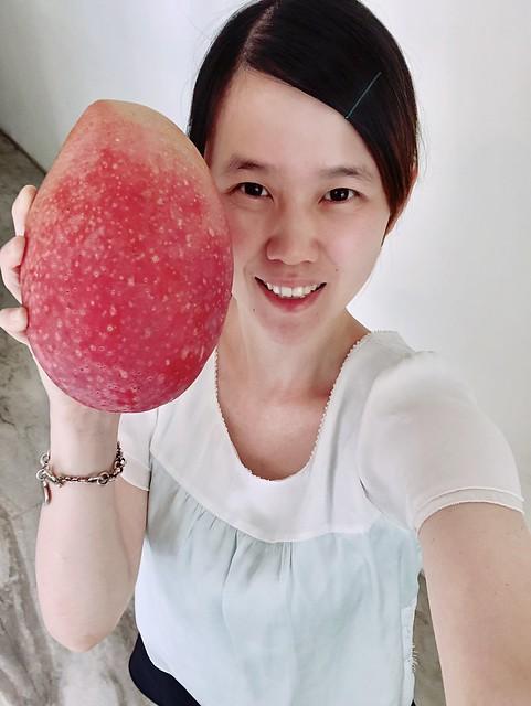 2018.07.17 超大芒果