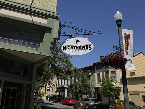 Nighthawks Restaurant Grand Opening 07-18-2018