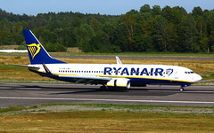 Ryanair B737-8AS (WL) EI-FON