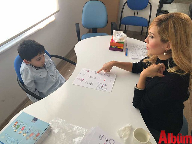Alanya'nın ilk ve tek Dil ve Konuşma Terapisti Eylül Altan-2