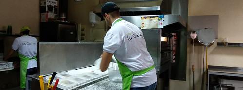 Pizzería La Clave, cinco años comprometidos con la calidad