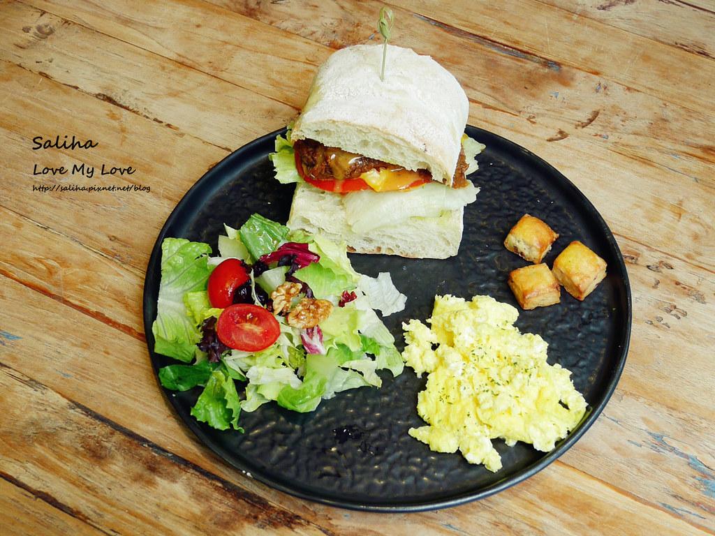 台北內湖早午餐咖啡館美食推薦mountain fusion閱讀餐廳 (2)