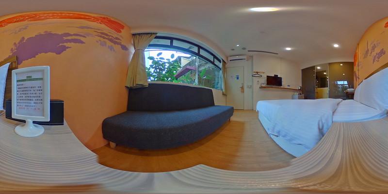 天井花園景觀房