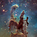 'X'-ploring the Eagle Nebula and 'Pillars of Creation' by NASA's Marshall Space Flight Center