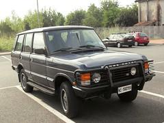 Land Rover Range Rover 2.5 TD 1991