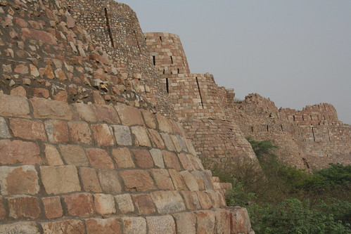 City Monument - Tughlakabad Fort, South Delhi