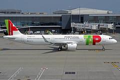 TAP Air Portugal Airbus A321-251N CS-TJI LHR 01-07-18