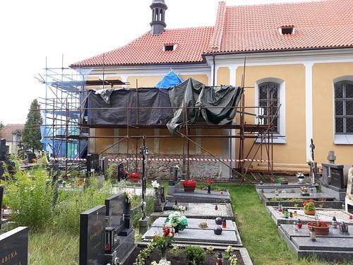 Horní Záhoří (PI), kostel sv. Michala (20180722)