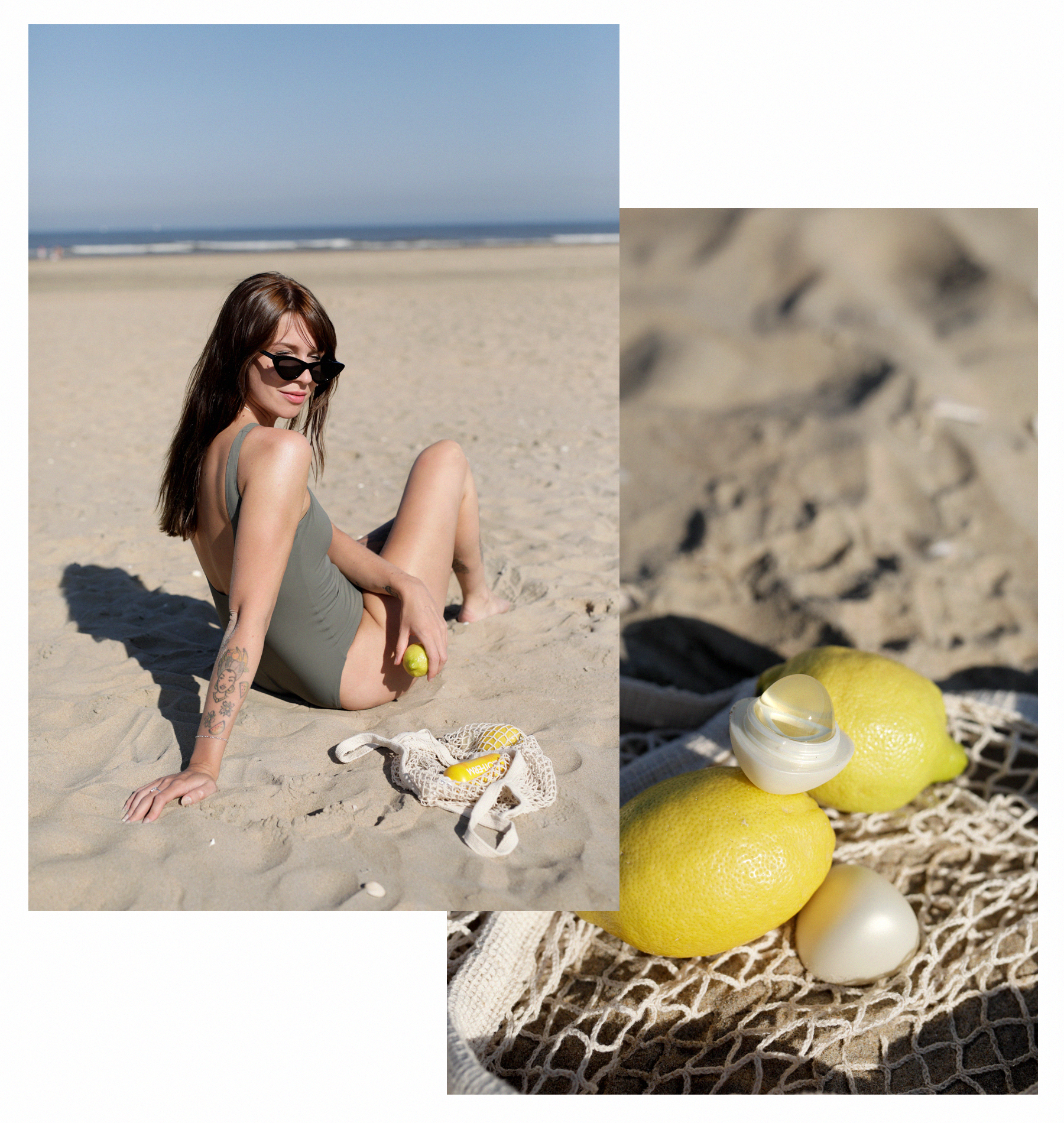 beauty at the beach lemon biotherm sun waterlovers suncare skincare sunblock beachlife beachvacation diptyque skincare eos crystal lip balm bikini swimwear beautyblogger beautybloggers catsanddogsblog ricarda schernus beautyblogger düsseldorf catsdogs 5