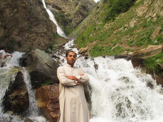 WaterFall in Swat Kalam, Canon IXUS 145