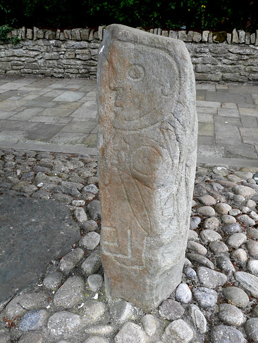 Saint Patrick's High Cross in Carndonagh