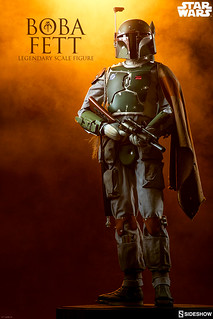 Sideshow Collectibles Star Wars: Boba Fett - Legendary Scale Figure