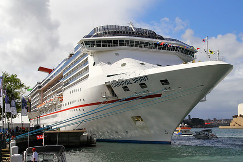 Carnival Spirit, Sydney, September 6th 2014