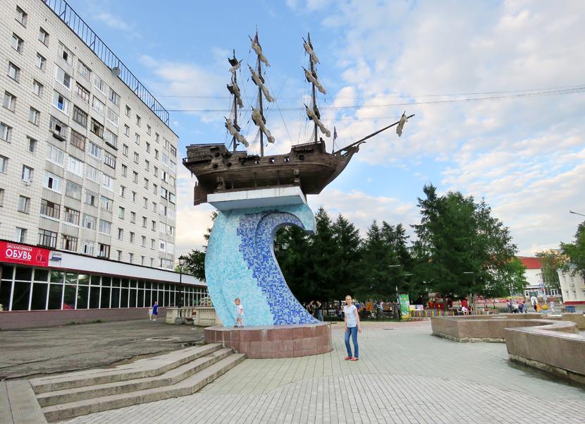 Северный Урал. Два чуда и 100 штрихов к портрету. невольничье