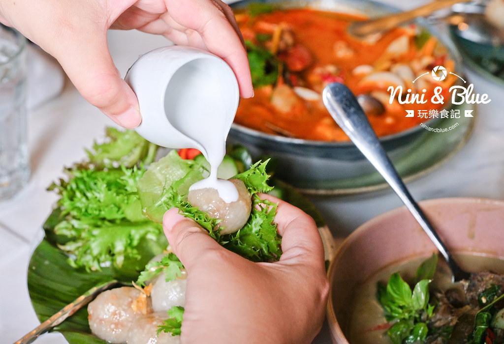 woo 泰式料理  台中 清邁 蔦屋 市政 餐廳 31