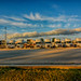 The Truck Yard Golden Hour by kendoman26