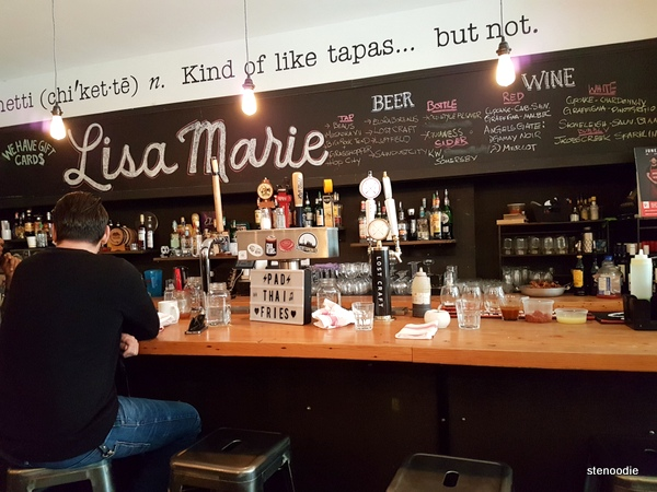 Lisa Marie bar