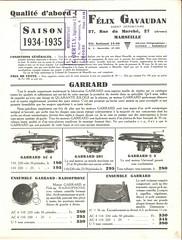Felix Gavaudan - Garrard - 1934