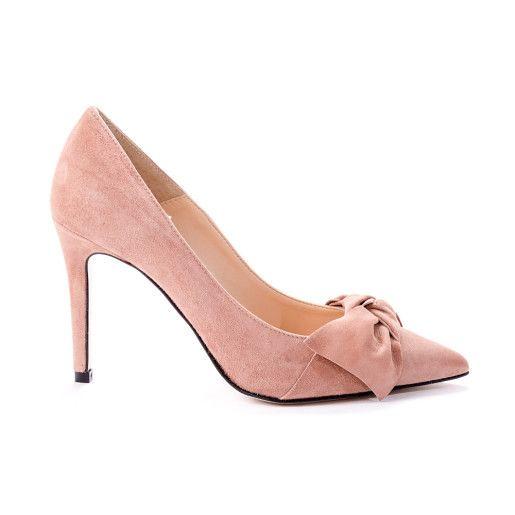 Pantofi Stiletto Nude