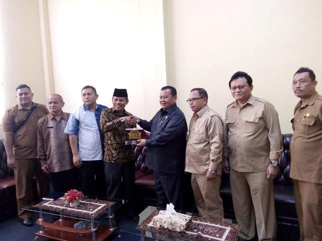 28 Mei 2018 Kunjungan Kerja DPRD Kota Tangerang Selatan