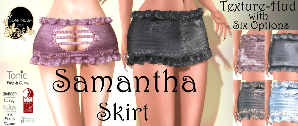 Continuum Samantha Skirt