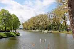 The Damse Vaart in Sluis