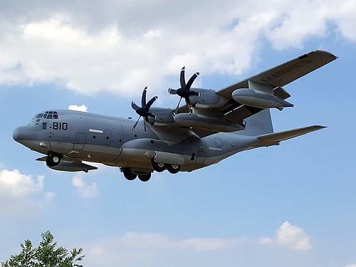 165810/BH-810 KC-130J Northolt 14-7-18