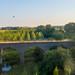 Long itching Disused Railway Bridge 14th July 2018