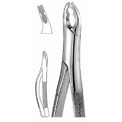 Cryer Extracting Forceps # 150 As, American Pattern