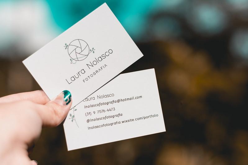 Cartão de visitas- Laura Nolasco fotografia