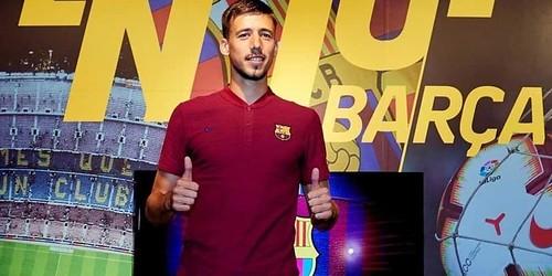 Lenglet senang tidak bermain melawan Messi
