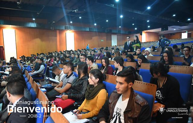 Inducciones Estudiantes Tagaste 2018-II