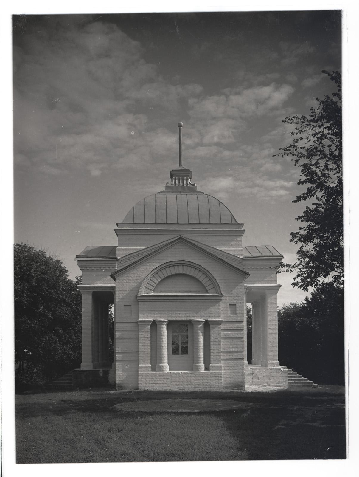 Церковь Марии Египетской. Фотография В.Г. Чудинова. 1937 г.