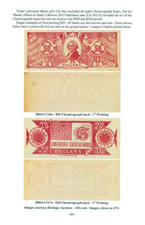 Confederate Numismatica Supp1 Pg 49