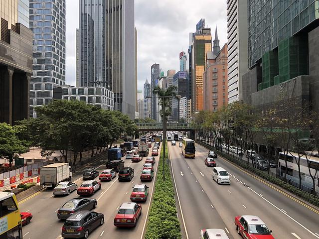 Wan Chai at Hong Kong