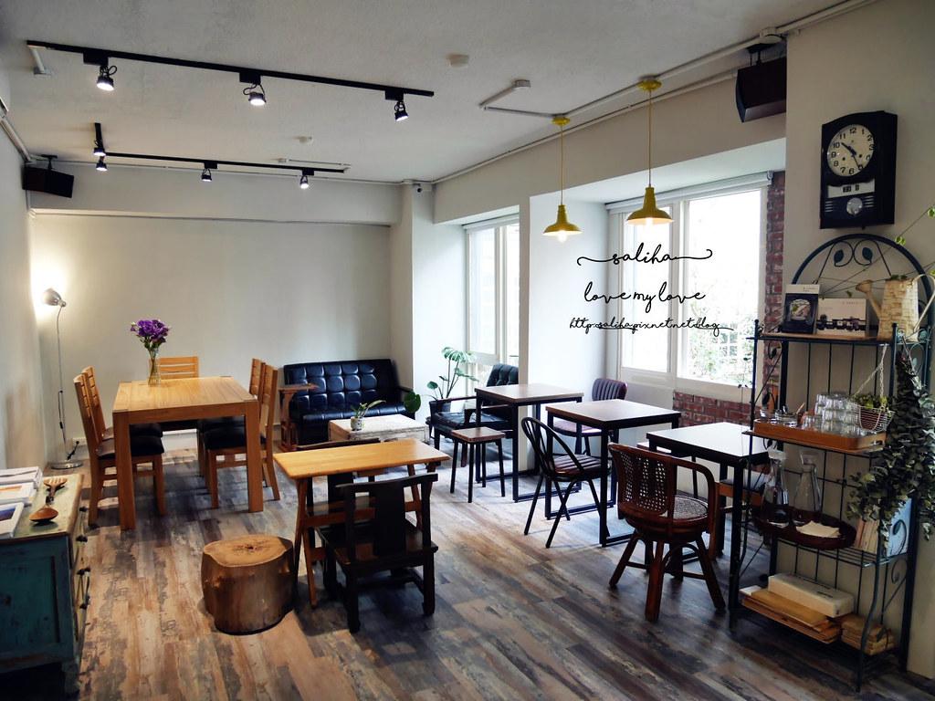 台北大學附近咖啡館推薦白舍 (3)