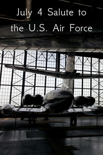 A July 4 Salute to the U.S. Air Force