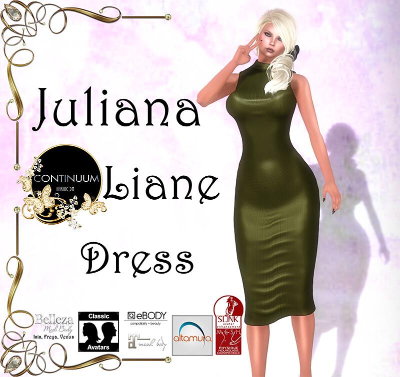 Continuum Juliana Liane GIFT for Womenstuff @ Continuum Fashion