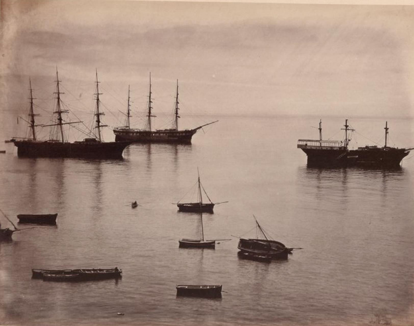 Острова Чинча. Кладбище старых кораблей