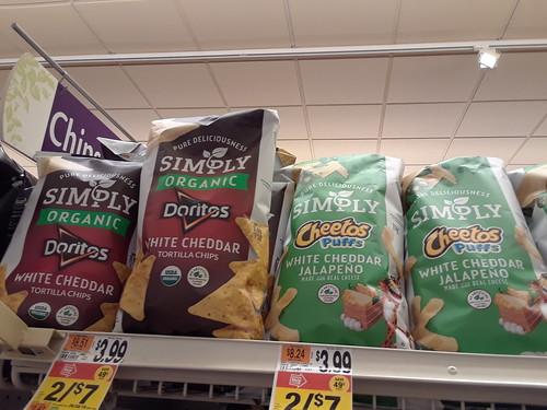 Organic Junk Food