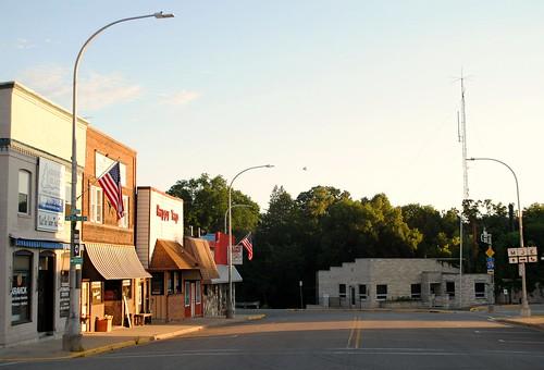 Main St. Westfield, Wisconsin
