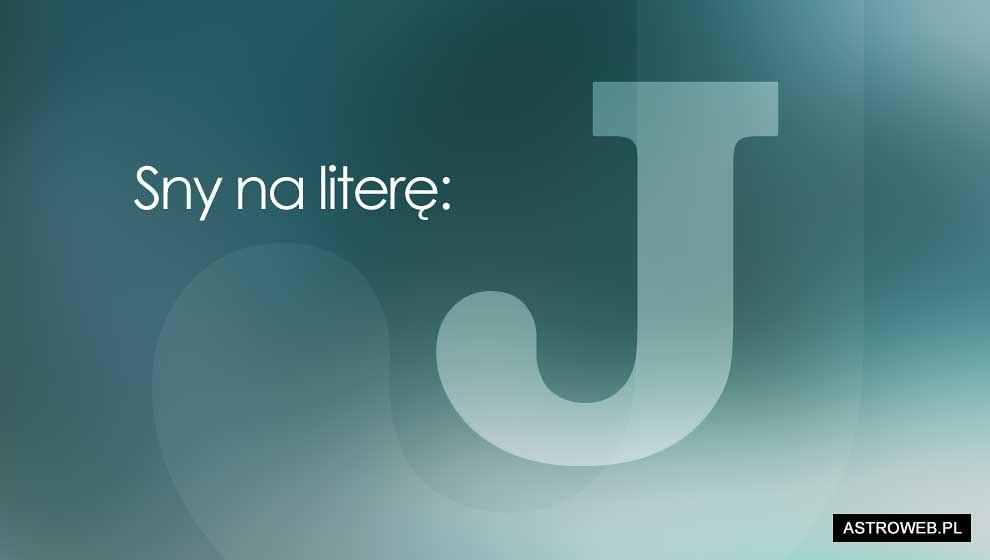 Sennik litera J