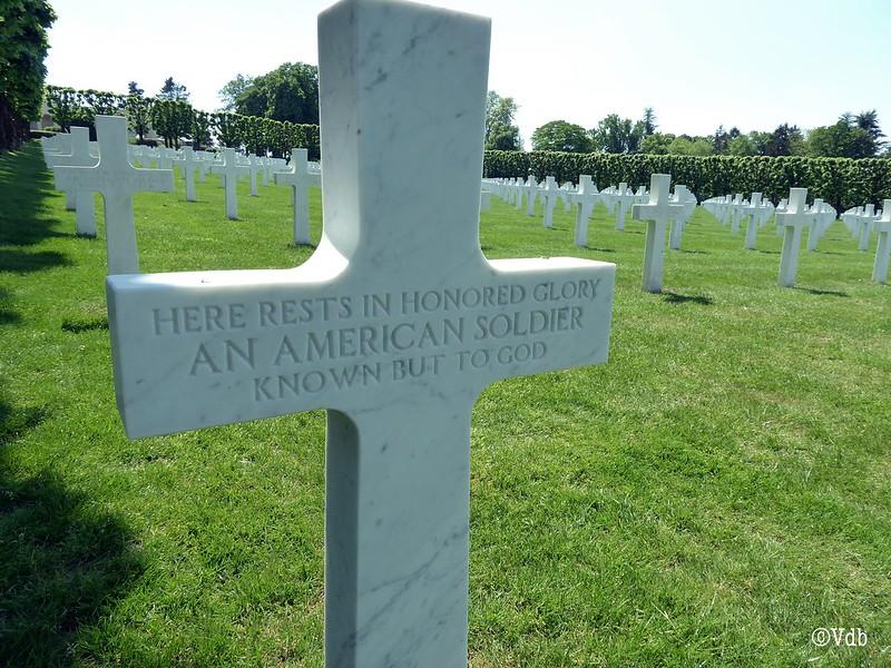 Amerikaanse kerkhof van Romagne-sous-Montfaucon