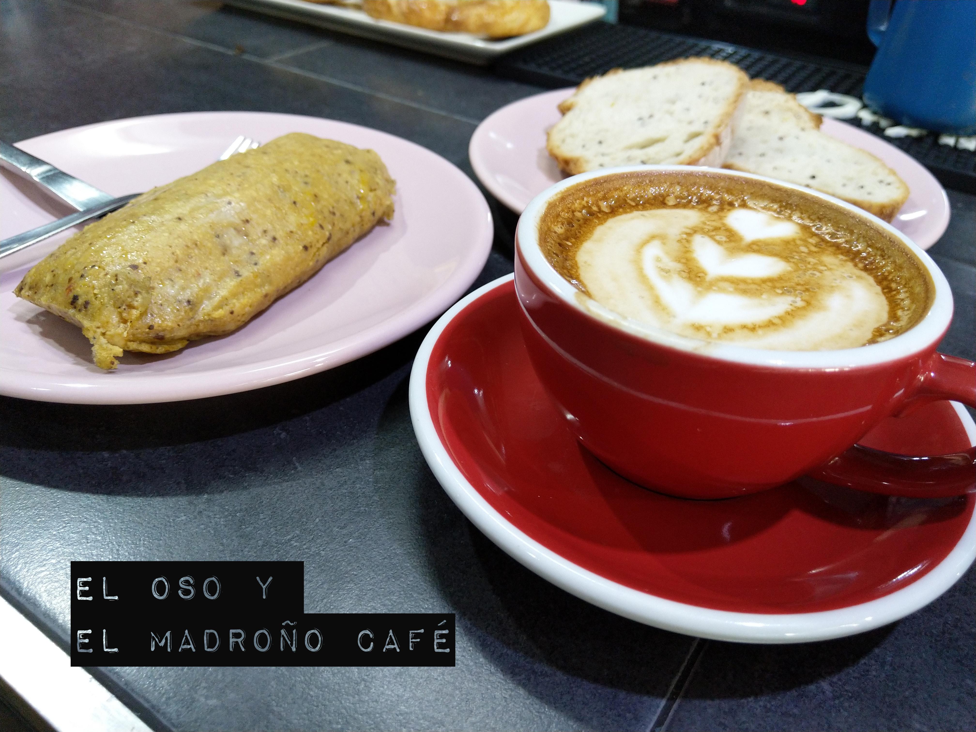 Tamal y café de especialidad de Perú, perfecto desayuno dominguero