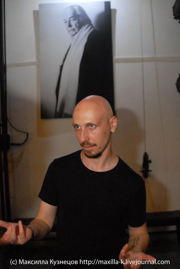 Валентин Березин на Таганке